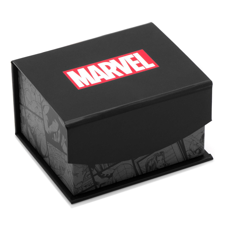 Licenza Ufficiale Cufflinks Gemelli Marvel Thanos Infinity Gauntlet