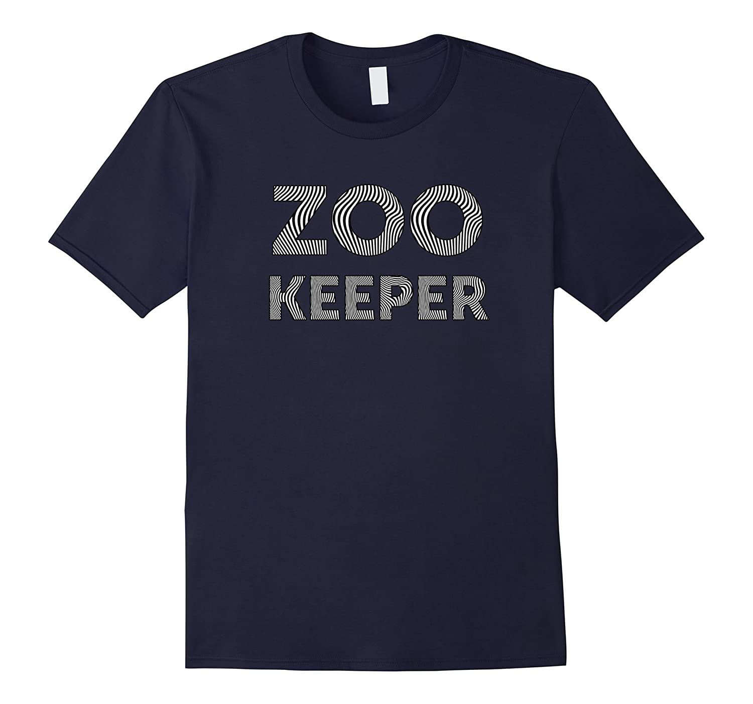 zoo keeper costume shirt for animal lovers-FL