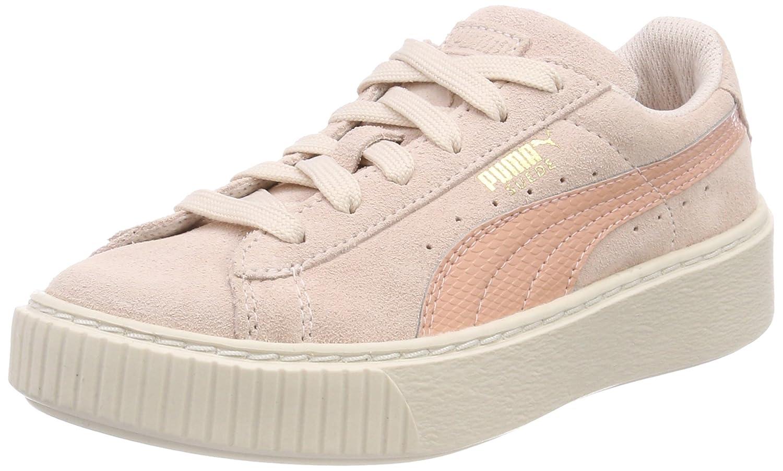 Puma Suede Platform SNK PS, Sneakers Basses Mixte Enfant 364701