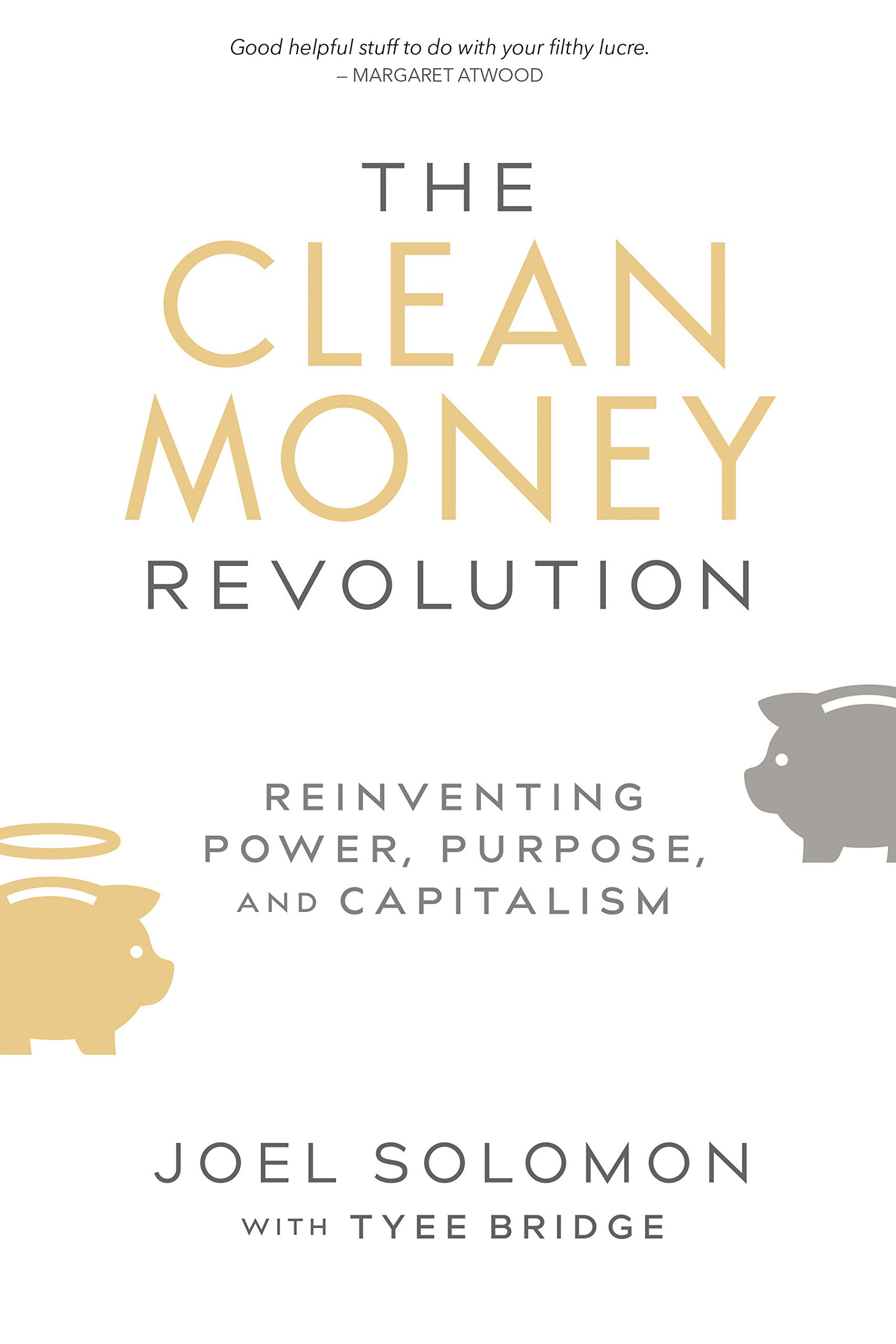 Purpose and Capitalism Reinventing Power The Clean Money Revolution