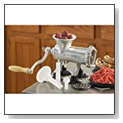 Weston Realtree Outfitters #22 Manual Meat Grinder & Sausage Stuffer