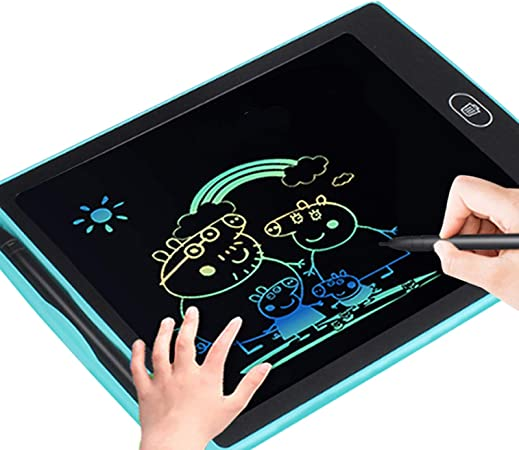 Bunte Lcd Writing Tablet Schreibtafel 12 Zoll Mit Elektronik