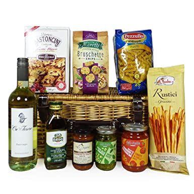 The Mamma Mia Gift Food Hamper - Ideas de regalos para ...