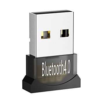 Avantree - Adaptador Bluetooth 4.0 USB Dongle para PC Windows 10, 8, 7