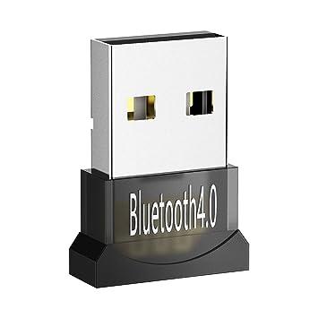 Avantree - Adaptador Bluetooth 4.0USB Dongle para PC Windows 10, 8, 7