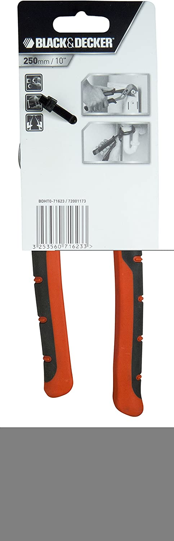 Black Decker BDHT0-71623 Pince polygrip