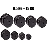 Discos de pesas para musculación