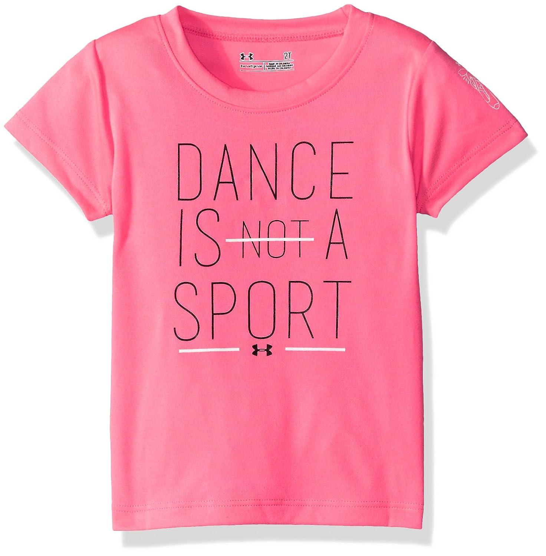 Under Armour Girls Dance is a sport Tee