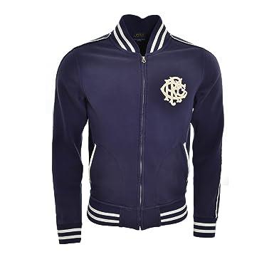 61246ac428a630 Ralph Lauren Veste Wimbledon Bleu Marine pour Homme  Amazon.fr  Vêtements  et accessoires