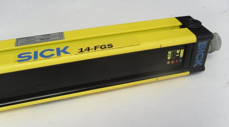 SICK OPTIC ELECTRONIC 14-FGS RECEIEVER, 900MM, RESOLUTION FGSE900-12 FGSE900121: Amazon.com: Industrial & Scientific