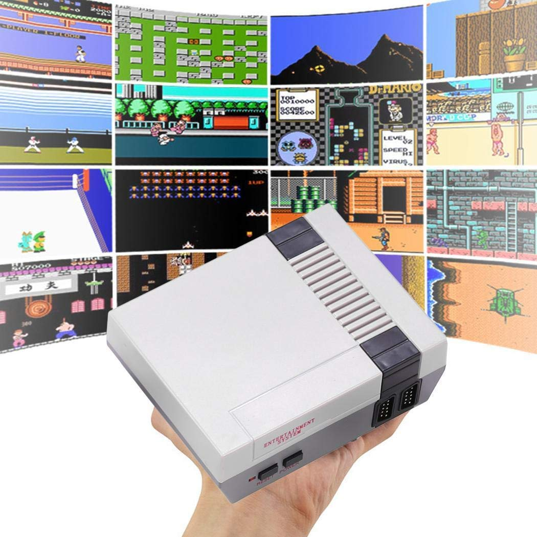 Rtiopo Recreation Retro Built-in 620 Classic Games Dual Gamepad Gaming Player Handheld Games by Rtiopo (Image #5)