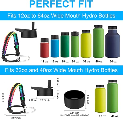Silicone Water Bottle Foldable Cooling Towel ELV Collapsible Water Bottle