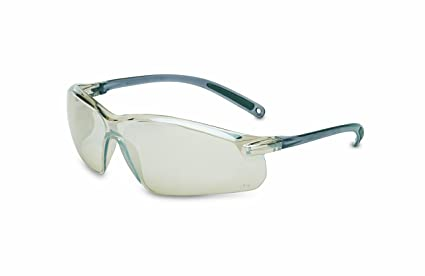 13e9bdc81fb1 Image Unavailable. Image not available for. Color  Honeywell A700 Series  Lightweight Scratch-Resistant Indoor Outdoor Tinted Safety Glasses