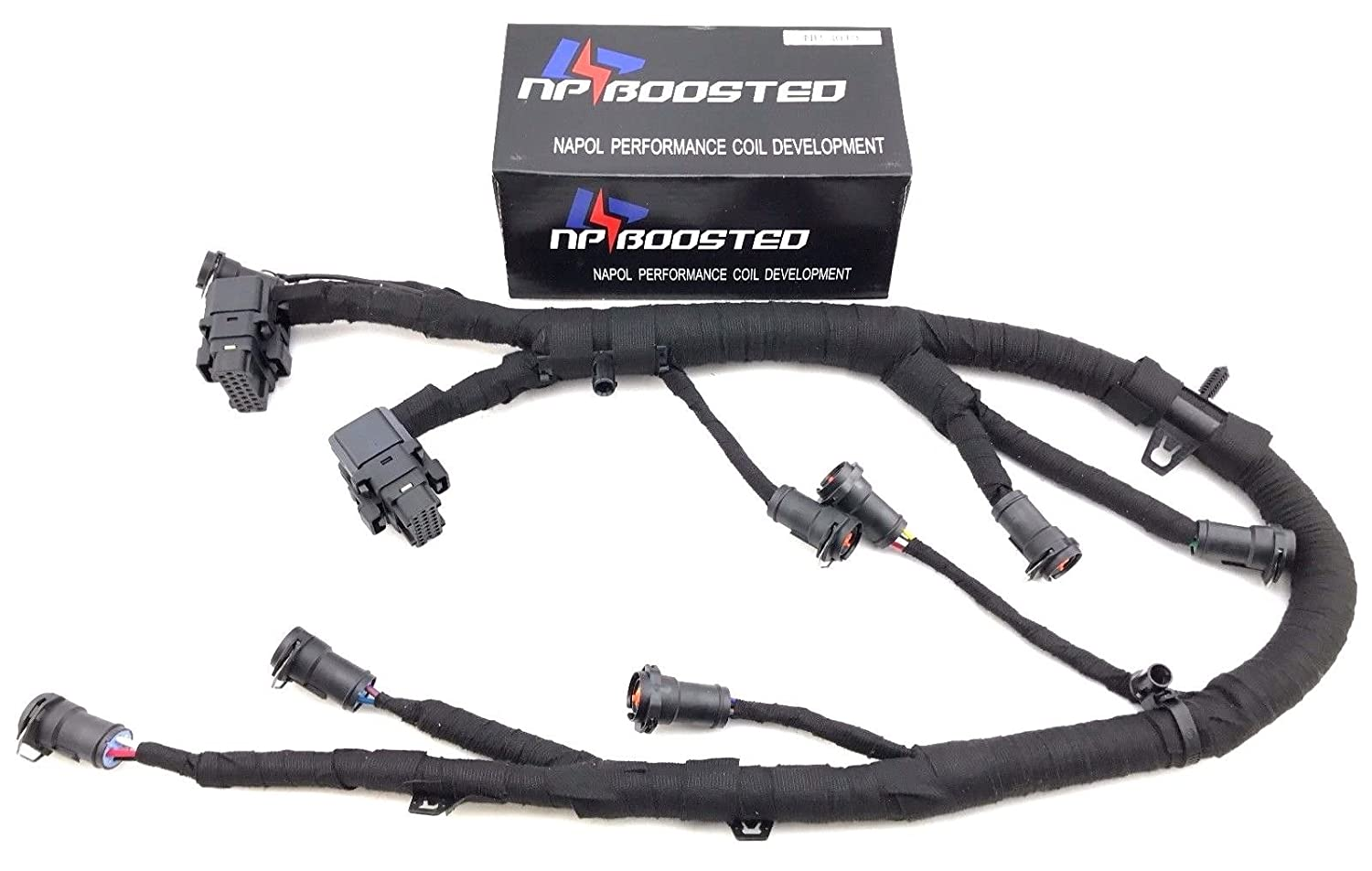 2003-2007 Ford 6.0L Powerstroke Diesel FICM Fuel Injector Jumper Wiring Harness