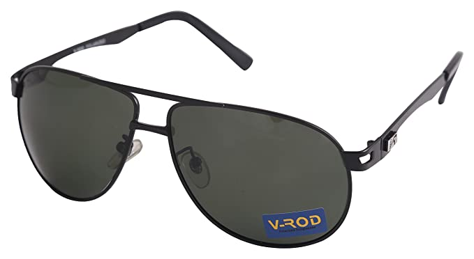 V Rod Uv Protected Aviator Unisex Sunglasses Sparkle India 273 51