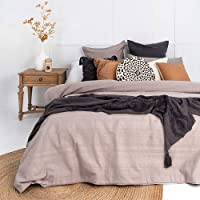 Bambury Quilt Cover Set Ashcroft Quilt Cover Set, Queen Bed