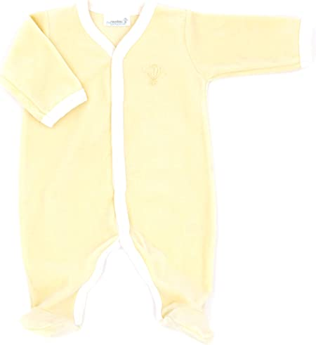 Premiers Moments – Pijama terciopelo de algodón orgánico