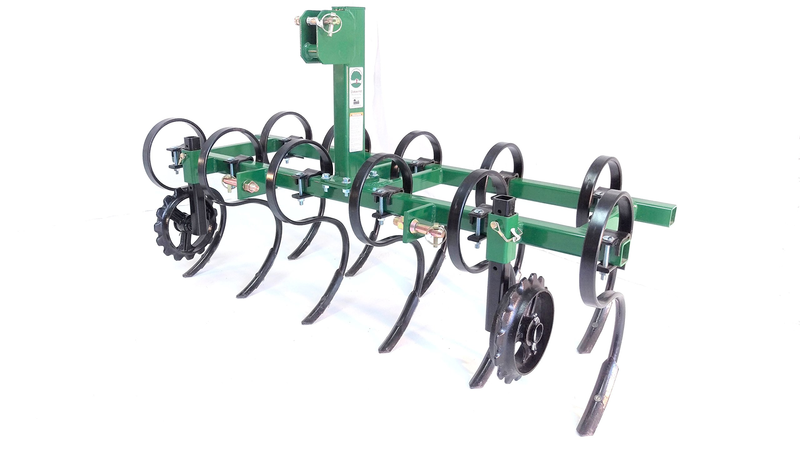 Oakwind Mfg. LLC - Model STC-5 5-Ft. S-Tine Cultivator by Oakwind Mfg. LLC