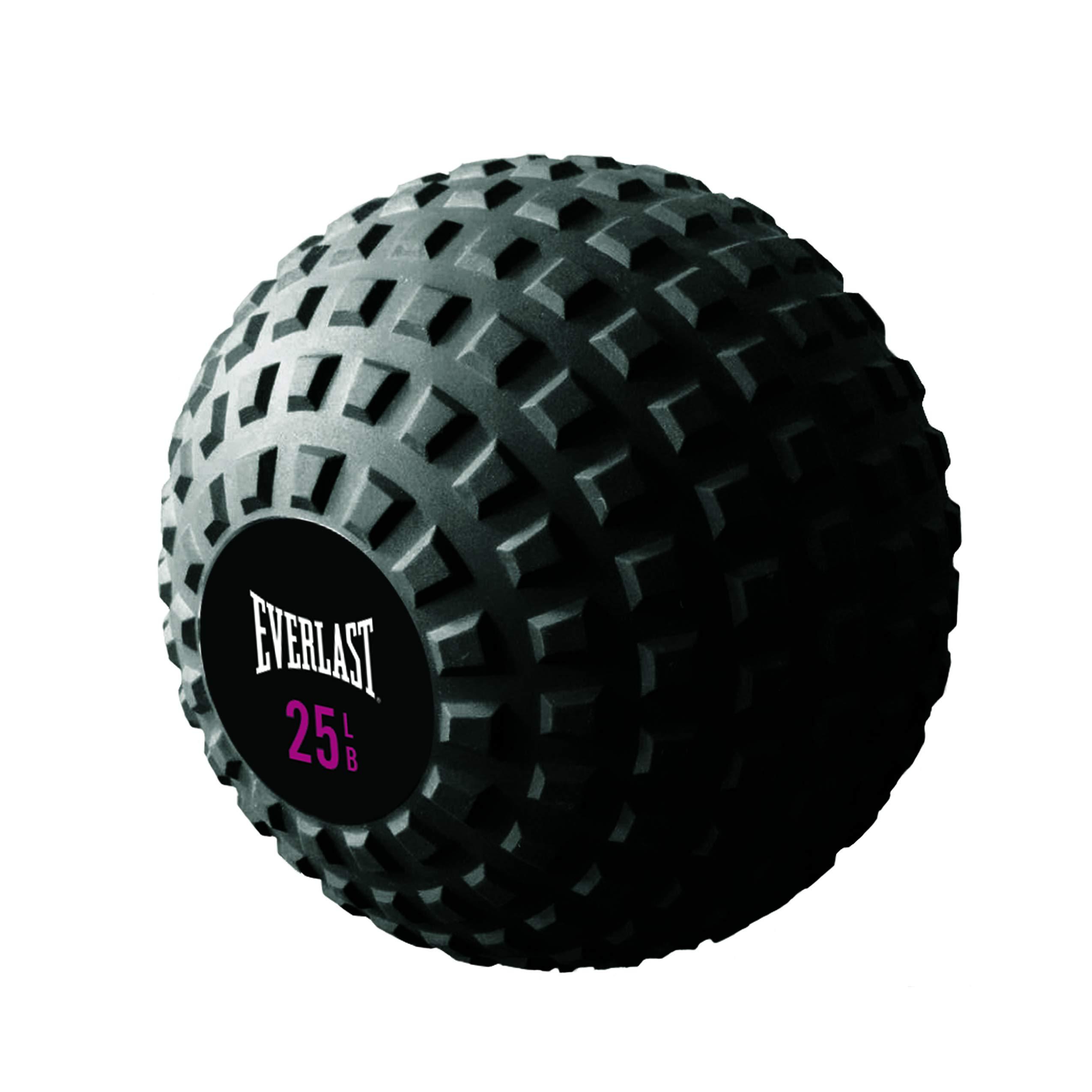 Everlast 25lb Textured Slam Ball Textured Slam Ball