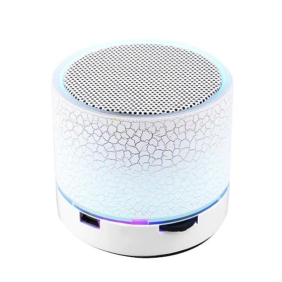Review Cewaal Bluetooth Crack Speaker