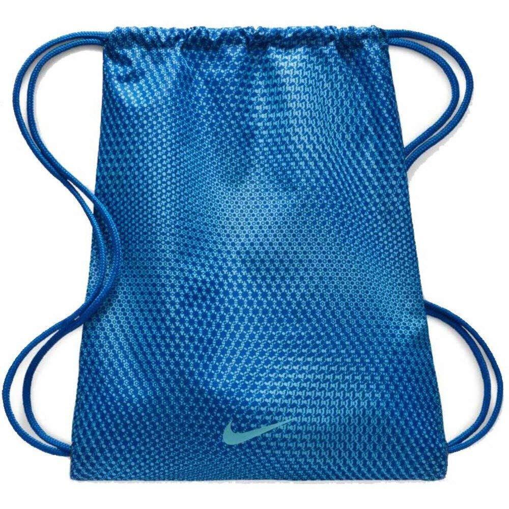 Nike Mochila Unisex Infantil Azul (Game Royal/White/Whi) 8x15x20 cm (W x H x L) BA5262