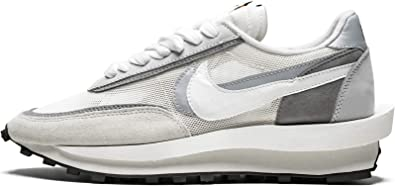 Nike Ldwaffle (White/Dark Grey/Grey 7.5