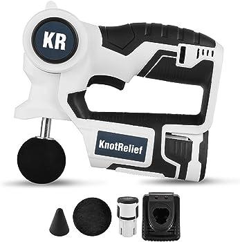 KnotRelief Handheld Muscle Massage Gun