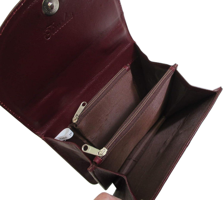 Drumsurn Imports Genuine Stingray Leather Cute Front Flap Handbag