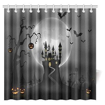 Rob Zombie Custom Bathroom Shower Curtain 60x72 Inches