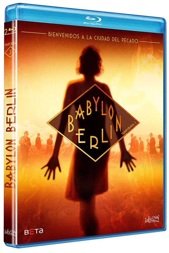 Babylon Berlín Temporada 2 [Blu-ray]: Amazon.es: Waléra Kanischtscheff, Volker Bruch, Liv Lisa Fries, Dmitri Alexandrov, Denis Burgazliev, Oleg Tikhomirov, ...