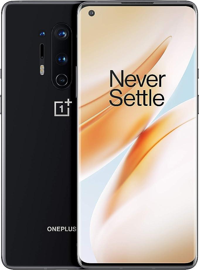 Teléfono OnePlus 8 Pro Negro Onyx | 6.78