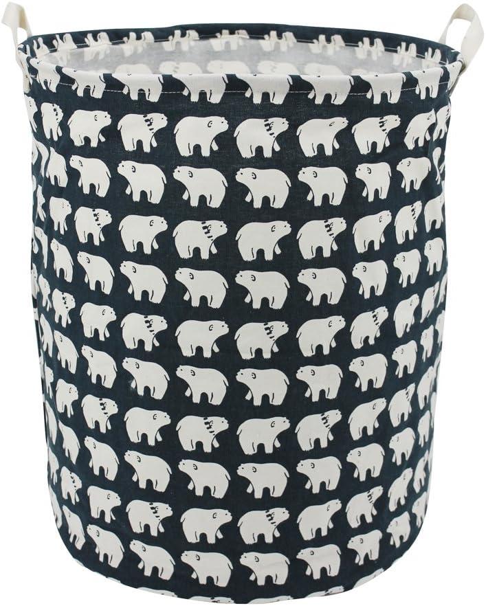 Laundry Hamper Clothes Storage Basket Foldable Washing Organizer Waterproof Home