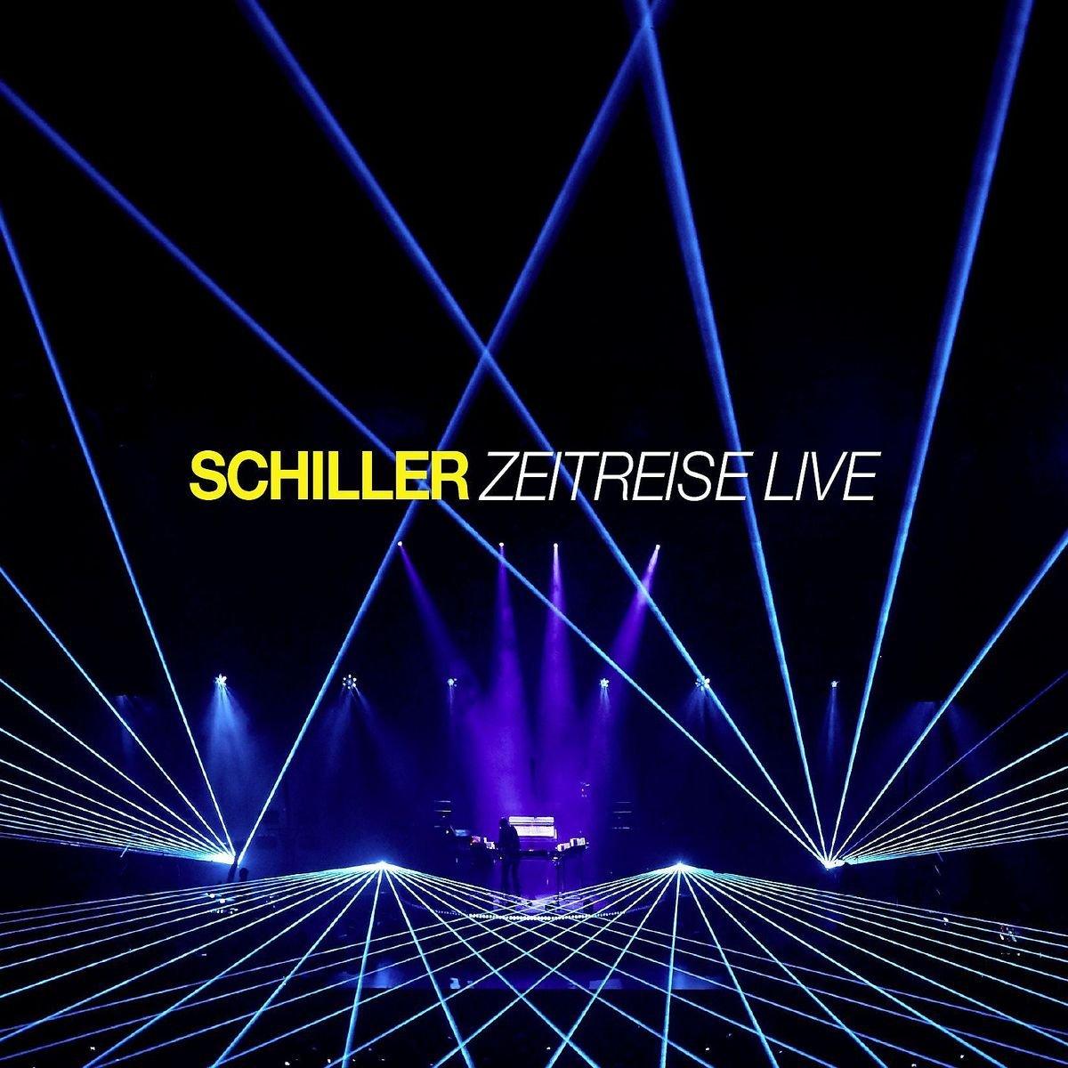 Schiller-Zeitreise Live-Limited Deluxe Edition-2CD-FLAC-2016-VOLDiES Download