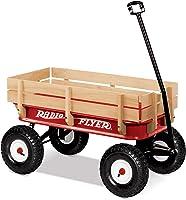 """Radio Flyer 36"""" All-Terrain Steel & Wood Wagon"""