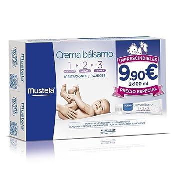 Mustela - Crema balsamo irritaciones y rojeces pack 2u. Bebe: Amazon.es: Bebé