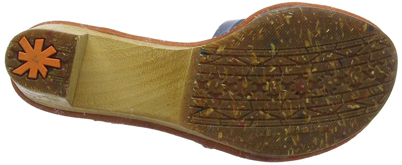 3d944d8e01250e Art Damen 1079 Becerro Jeans/Amsterdam Slingback Sandalen: Amazon.de:  Schuhe & Handtaschen