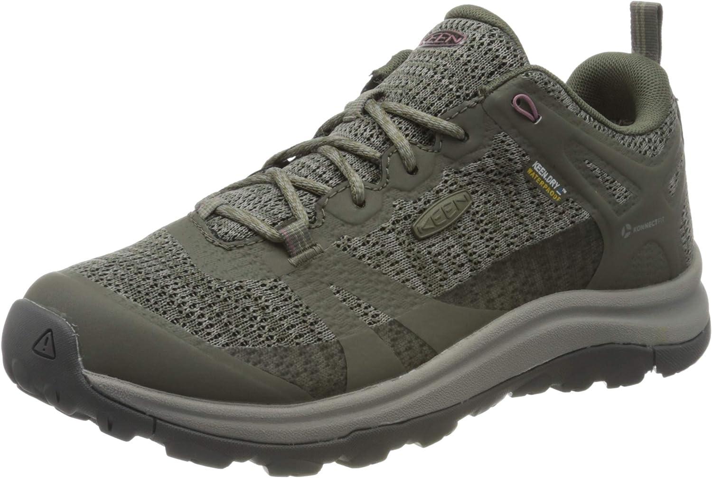 KEEN Women's Terradora 2 Waterproof Low Height Hiking Shoe