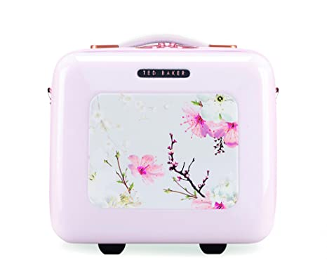 c3a8f11e5e21ff Ted Baker Oriental Blossom Vanity Case  Amazon.co.uk  Clothing