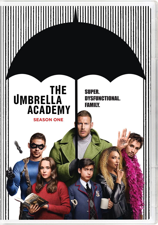 The-Umbrella-Academy:-Season-1-(DVD)