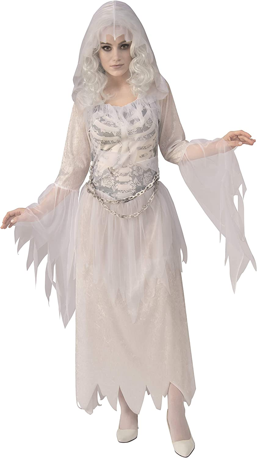 Rubie's Ghostly Woman Costume for Adults