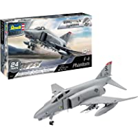 Revell- F-4 Phantom, Escala 1:72 Kit de Modelos