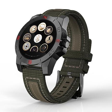 Salud Muñeca Reloj Teléfono, corazón tasa Medidor de presión arterial Monitor de paso para niños