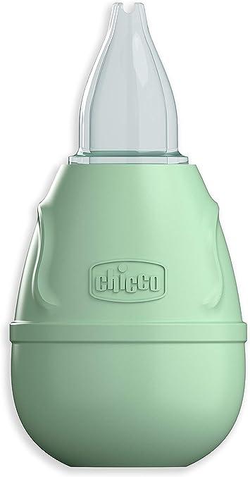 Chicco 00004923000000 - Aspirador de limpieza nasal para bebés (a partir de 0 meses): Chicco: Amazon.es: Bebé