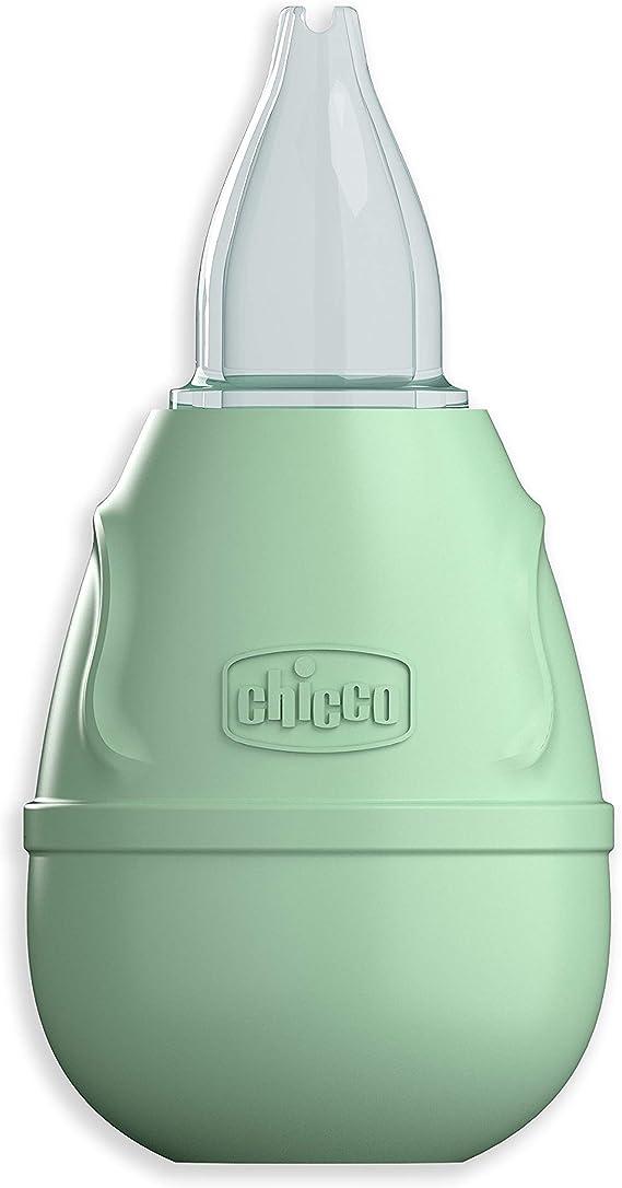 Chicco 00004923000000 - Aspirador de limpieza nasal para bebés (a ...