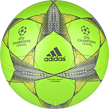 adidas Champions League Finale Capitano - Balón, Color Verde ...