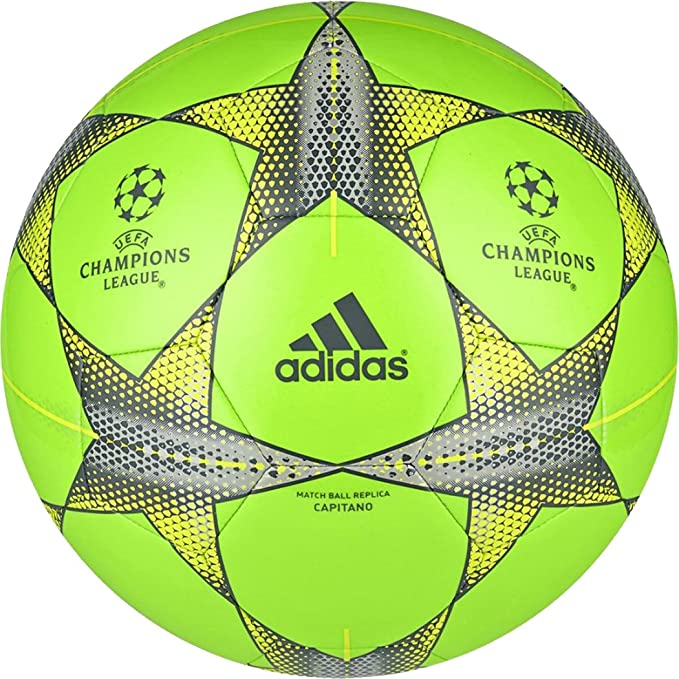 adidas Champions League Finale Capitano - Balón, Color Verde ...