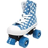 Rookie Canvas High Stars, Rollschuhe Unisex Kinder, Canvas High Stars