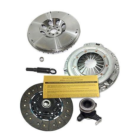 valeo-stage 1 Kit de embrague + esclavo + Volante para Nissan 350Z 370Z Infiniti