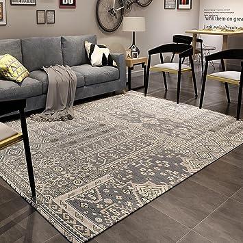 Modernes Wohnzimmer Teppich Tee Bett Mit Einem Quadratischen Bett Quadrat  Teppich , Gray , 160*