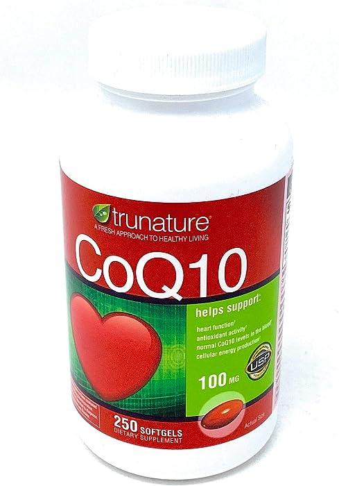 The Best Coq10 True Nature